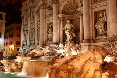 trevi-fountain-63052 640